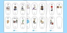 New EAL Starter Instruction Fans Urdu Translation
