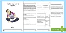 Reading Assessment Overview KS2