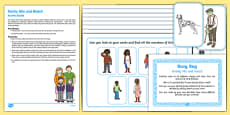 Family Mix and Match Busy Bag Resource Pack for Parents