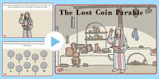 The Lost Coin Parable PowerPoint