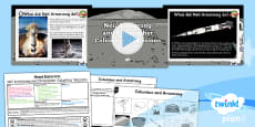 History: Great Explorers: Neil Armstrong and Christopher Columbus Missions KS1 Lesson Pack 4
