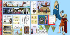 The Vikings Resource Pack