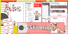 The Olympics Shooting Resource Pack