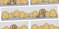 Rumpelstiltskin Small World Background