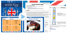 British Food Fortnight Assembly Pack