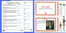 EYFS Burns Night Discovery Sack Plan and Resource Pack