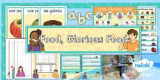 PlanIt - French Year 3 - Food, Glorious Food! Additional Resources