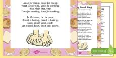 Baking Bread Song
