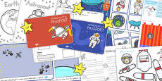 Australia - Space Lesson Plan Ideas and Resources Pack