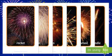 Firework Display Photos