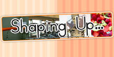Australia - Shaping Up Photo Display Banner