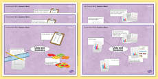 Functional Skills Data and Statistics Success Sheets