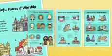 Different Beliefs Posters