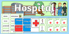 Hospital Role Play Pack