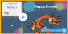 Dragon, Dragon Song PowerPoint