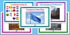 European Union Poster Pack