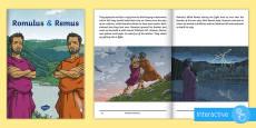 * NEW * Romulus and Remus eBook