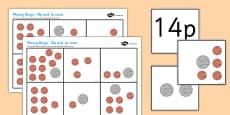 Money Bingo (10p & 1p Coins)