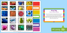 Colour Sorting Posting Busy Bag Prompt Card and Resource Pack