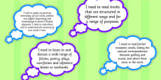 LKS2 Years 3 and 4 Reading Assessment I need to Thought Bubbles Comprehension