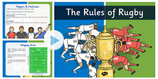 The Rules of Rugby