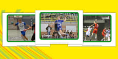 Rio 2016 Olympics Handball Display Photos