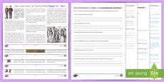 Great Expectations Chapter 42 Differentiated Reading Comprehension Activity