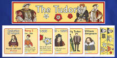 The Tudors Display Pack