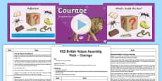 British Values Courage Assembly Pack
