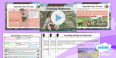 PlanIt Y4 Traditional Tales: The Three Billy Goats Gruff Lesson Pack Story Writing (2)