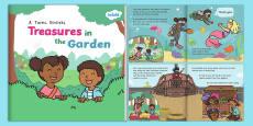 Treasures in the Garden eBook