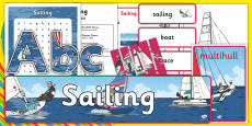 Rio 2016 Olympics Sailing Resource Pack