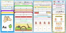Teaching Assistant Speech and Language Resource Pack