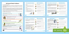 * NEW * 60-Second Reads: The Polar Regions Activity Cards
