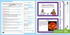 EYFS Discovery Sack Plan and Resource Pack to Support Teaching on Aliens Love Underpants