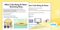 PlanIt - Computing Year 3 - Presentation Skills Unit Home Learning Tasks