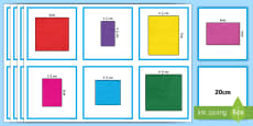 * NEW * Perimeter Matching Cards