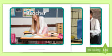 School Occupations Display Photos  Display Photos
