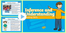 * NEW * Year 1 Summer Term Inference and Understanding Reading Skills PowerPoint