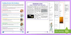 * NEW * Y5 Reading Revision Activity Mat Pack 2
