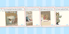 The Tailor of Gloucester Playdough Mats (Beatrix Potter)