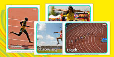 The Olympics Athletics Display Photos