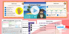 PlanIt Y3 Addition and Subtraction Lesson Pack Add and Subtract Numbers Mentally (5)