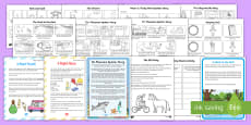 * NEW * Phase 3  Phoneme Spotter Story Bumper Pack