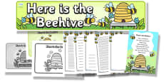 Here is the Beehive Resource Pack
