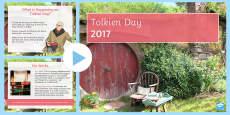 Tolkien Day PowerPoint