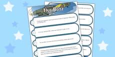 The Blitz Fact Fan Book