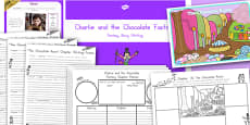 Australia - Story Writing Lesson Teaching Pack to Support Teaching on Charlie and the Chocolate Factory