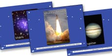 Space Display Photo PowerPoint