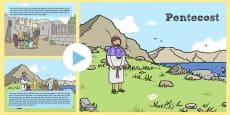 Pentecost Story KS1 PowerPoint